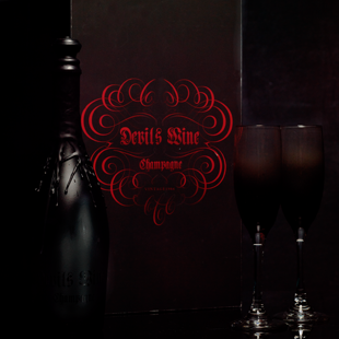 The Devils Wine Champagne